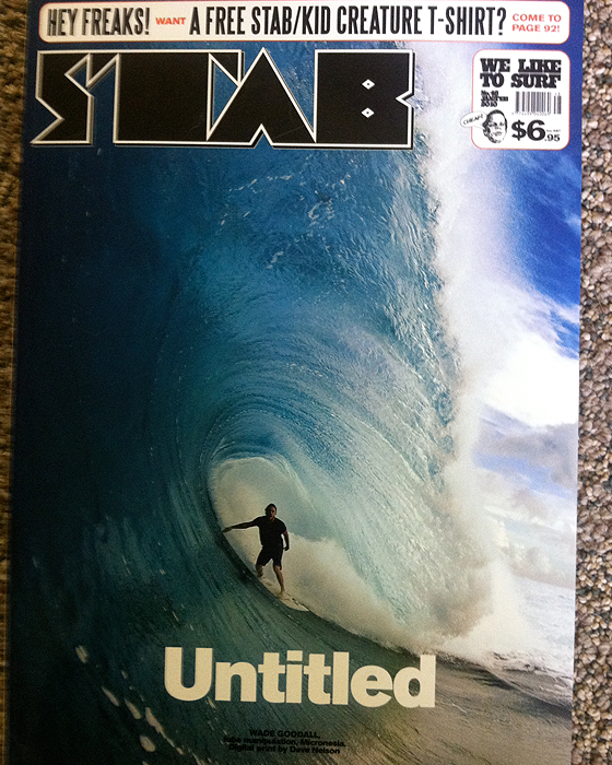 Stab Magazine - untitled